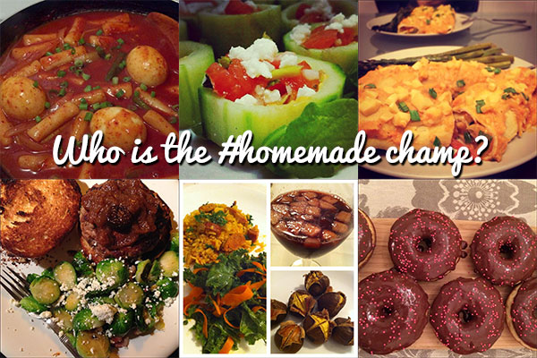 TwoGrand #homemade meals montage