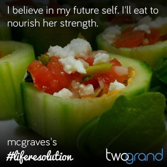 Life resolution photo - I believe in my future self